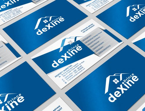 deXine Prince – Business Card